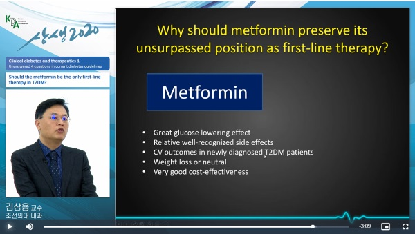 Metformin sparks heated discussions among diabetes experts