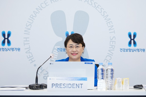 Seoul shares Covid-19 response experiences with OECD members