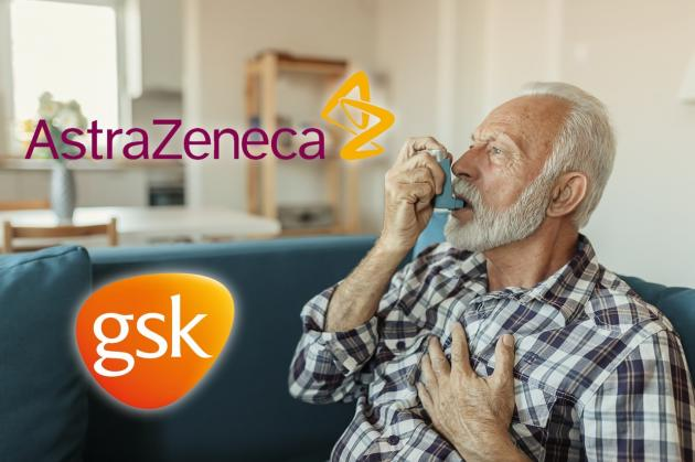 AZ's 3-in-1 inhaler for COPD to compete with GSK's Trelegy