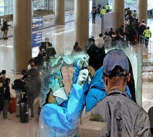 New virus cases rebound due to imported infections
