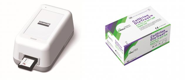 Celltrion launches 2 Covid-19 diagnostic kits in US