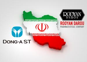 Dong-A ST, Rooyan Darou sign business alliance for biologics