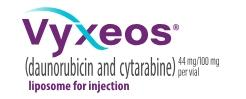Court rejects patent registration for acute myeloid leukemia drug Vyxeos