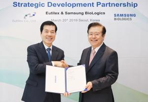 Samsung BioLogics, Eutilex to develop anti-cancer immunotherapies