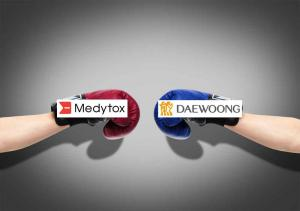 Medytox, Daewoong still in dispute over Nabota's spore appraisal