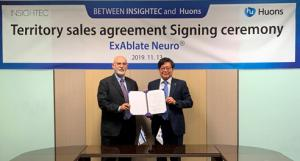 Huons to sell Insightec's MRI-guided ultrasound system in Korea